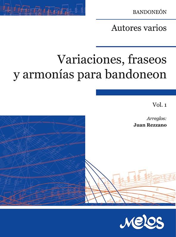 Variaciones, Fraseos Y Armonias – Vol. 1