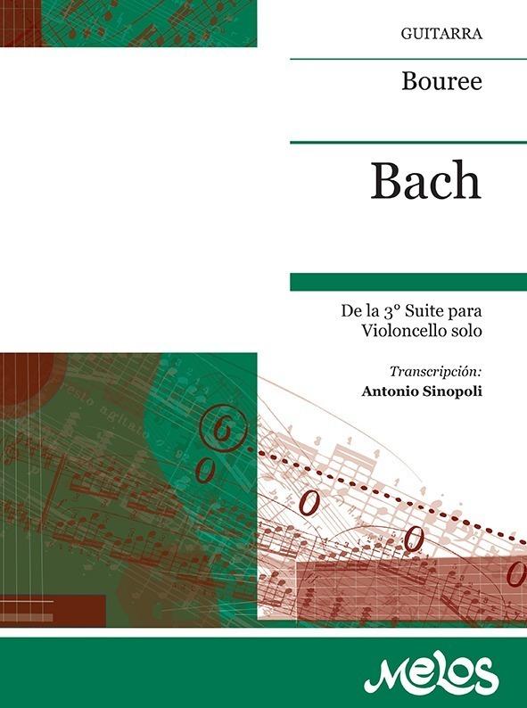 Bouree (de 3ª Suite Para Cello )