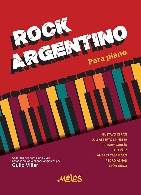 Rock Argentino Para Piano