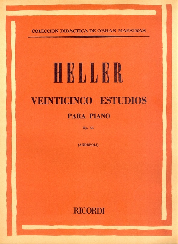 25 Estudios, Op. 45