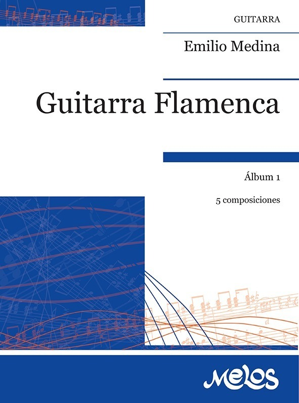 Guitarra Flamenca – Album 1º