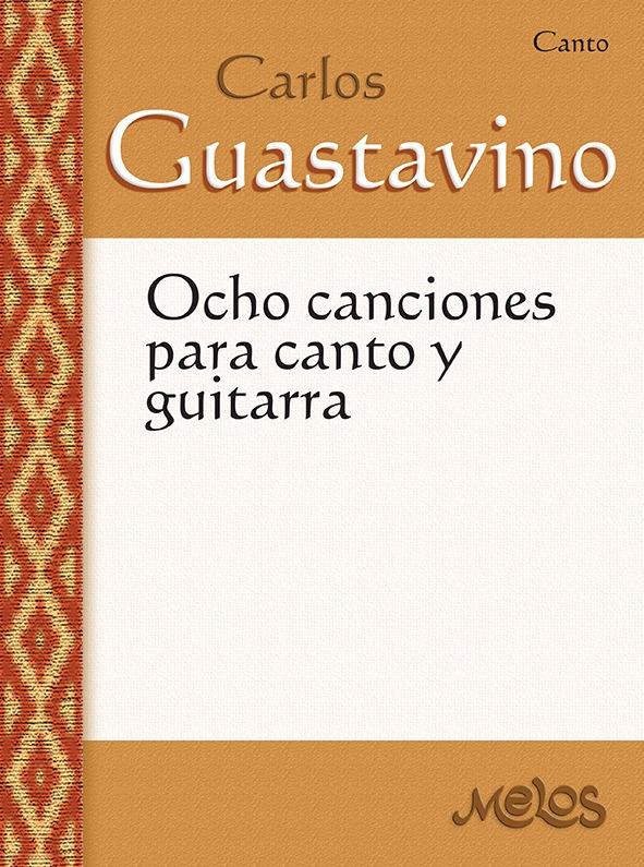 8 Canciones Para Canto Y Guitarra