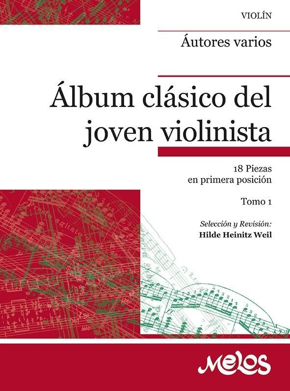 Álbum Clásico Del Joven Violinista – Tomo 1º