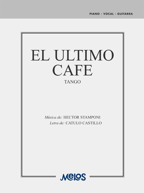 El Último Café (tango)