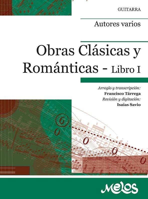 Obras Clásicas Y Románticas – Libro 1º