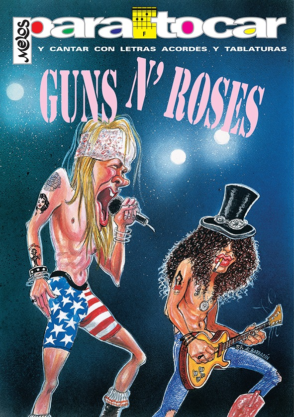 Para Tocar – Guns N'roses Nº1