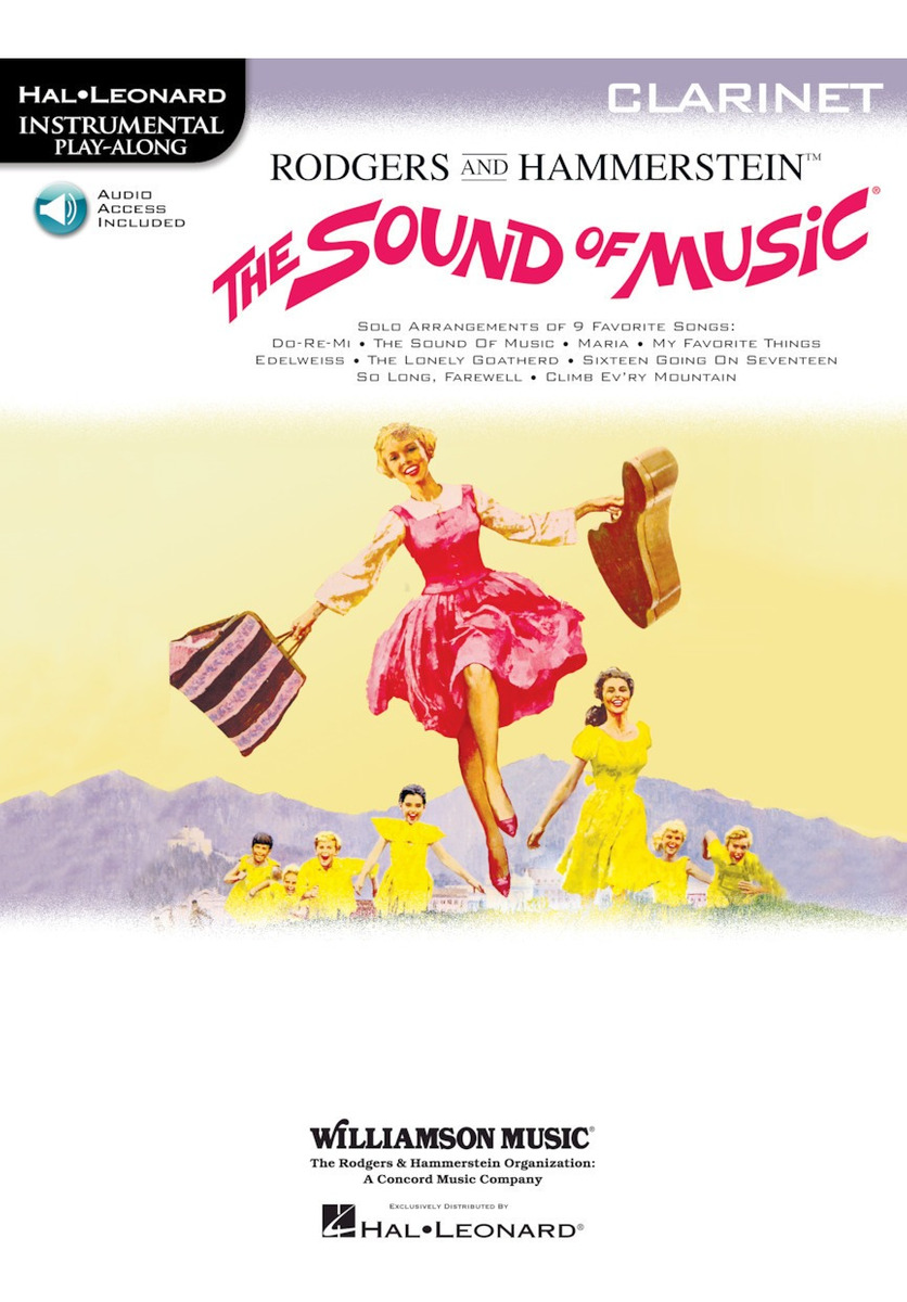 The Sound Of Music – Clarinet