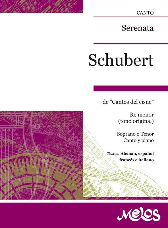 Serenata, Re Menor (de Cantos Del Cisne )