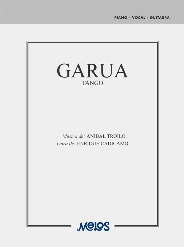 Garúa (tango)
