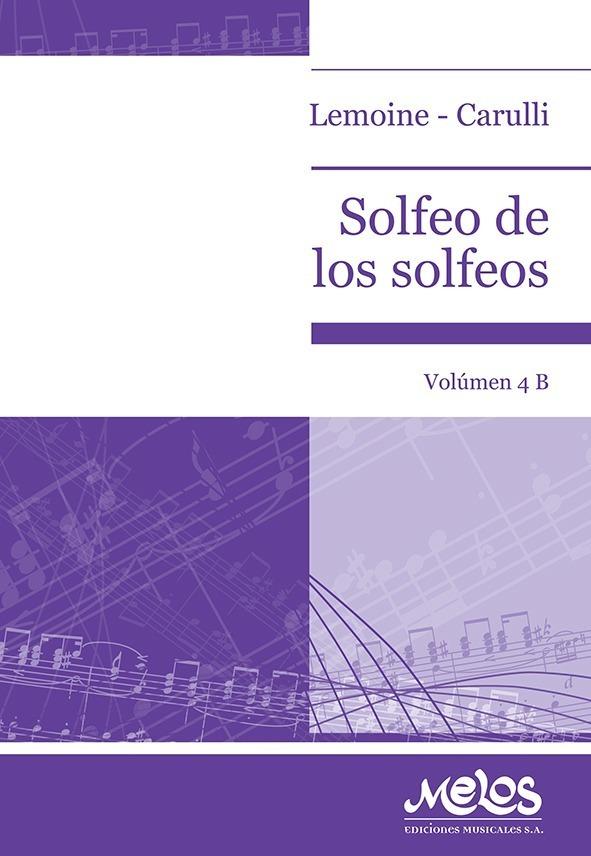 Solfeo De Los Solfeos – Vol. 4 B