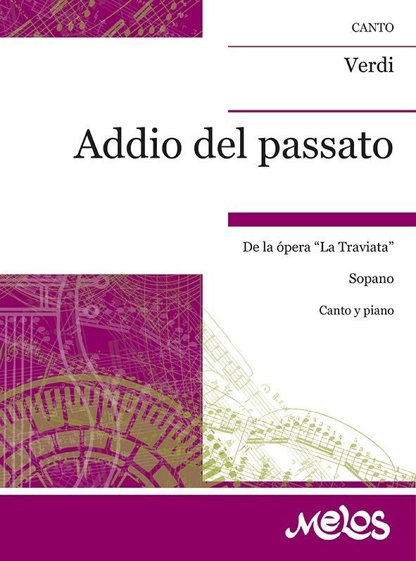 Addio Del Passato (de La Traviata )