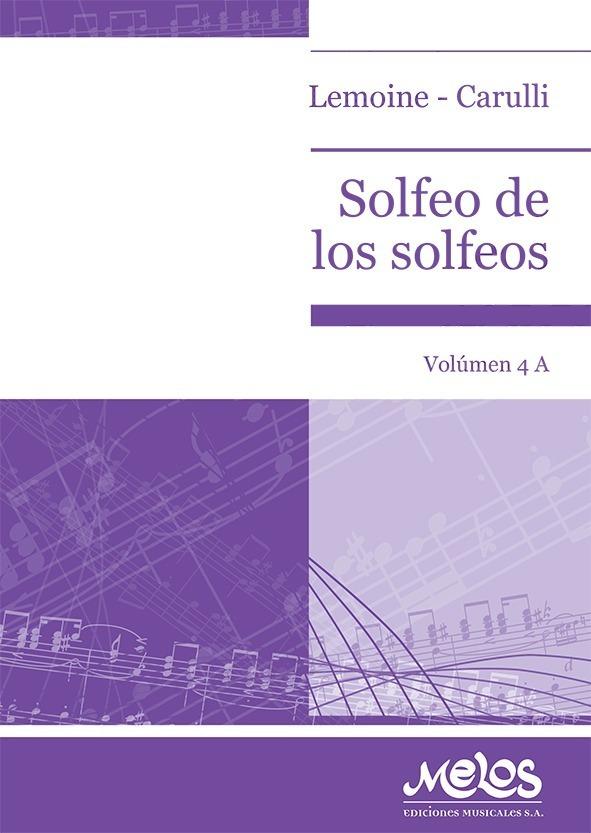 Solfeo De Los Solfeos – Vol. 4 A