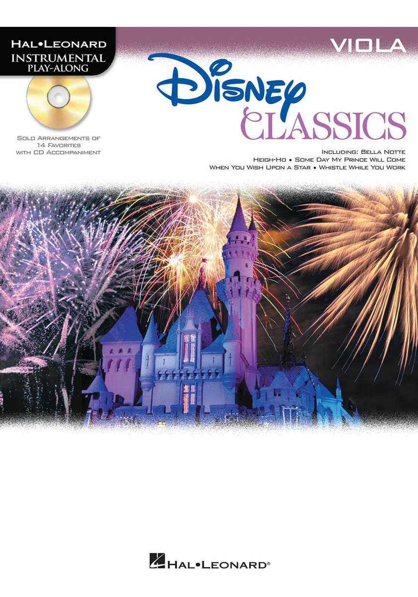 Disney Classics For Viola