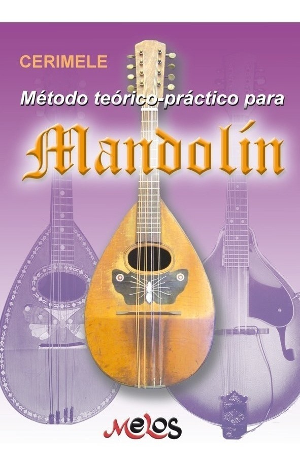 Método Teórico Práctico Para Mandolín