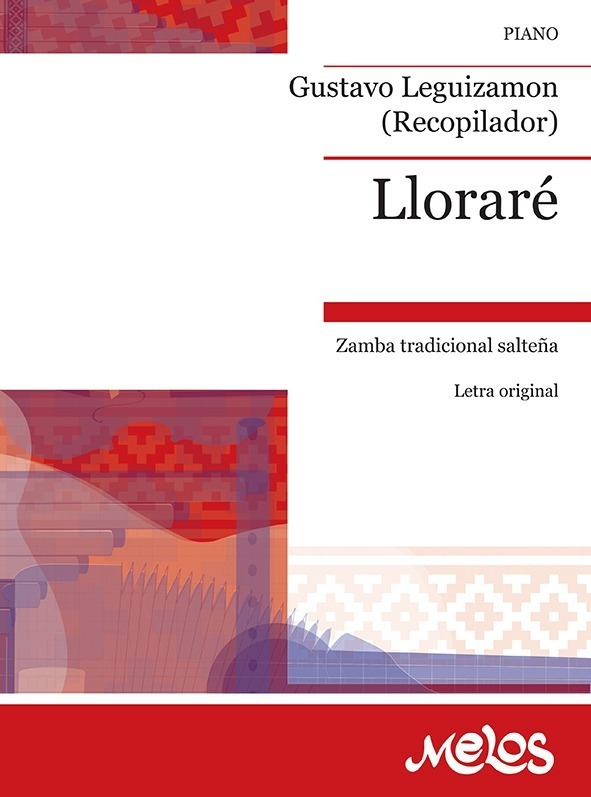 Lloraré (zamba)