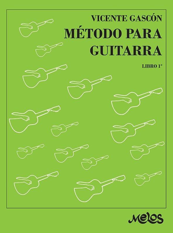 Método Para Guitarra – Libro 1º