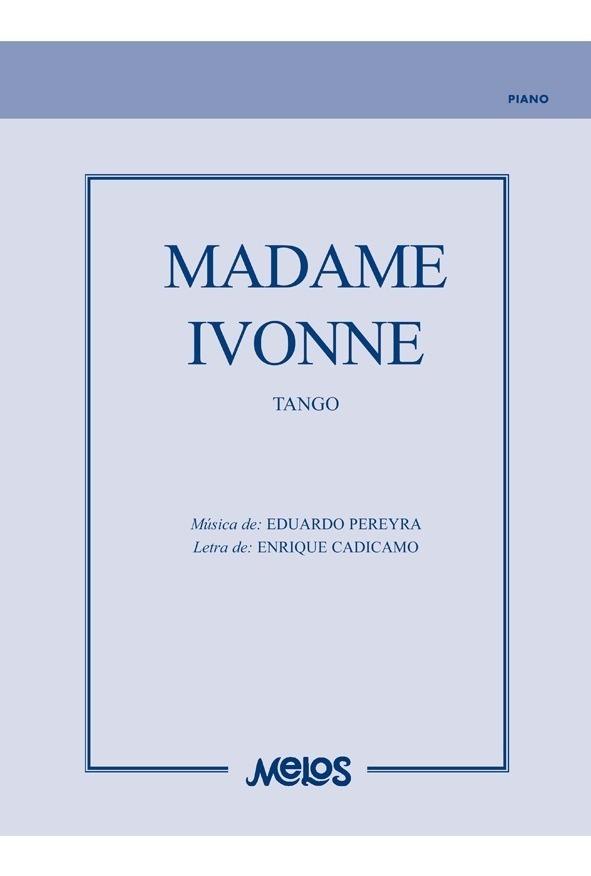 Madame Ivonne (tango)