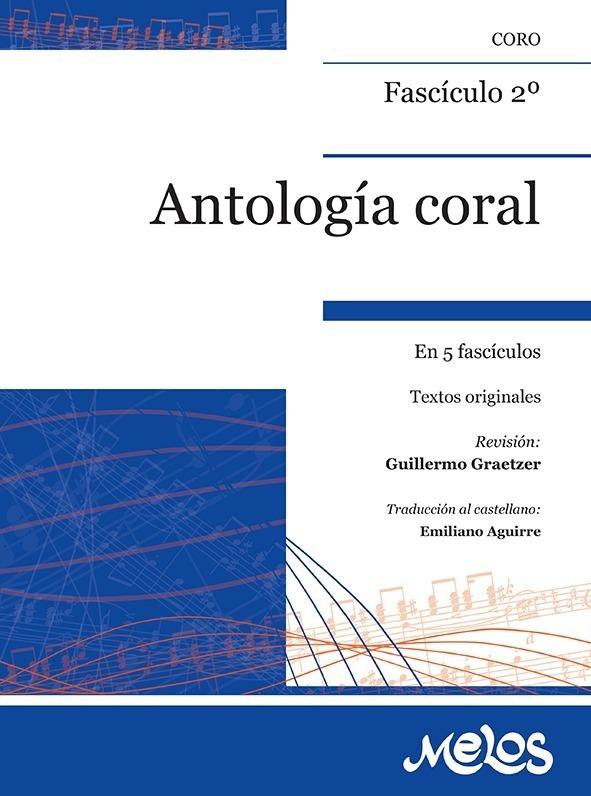 Antología Coral – Fasciculo 2º