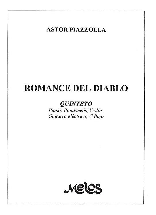 Romance Del Diablo (quinteto)