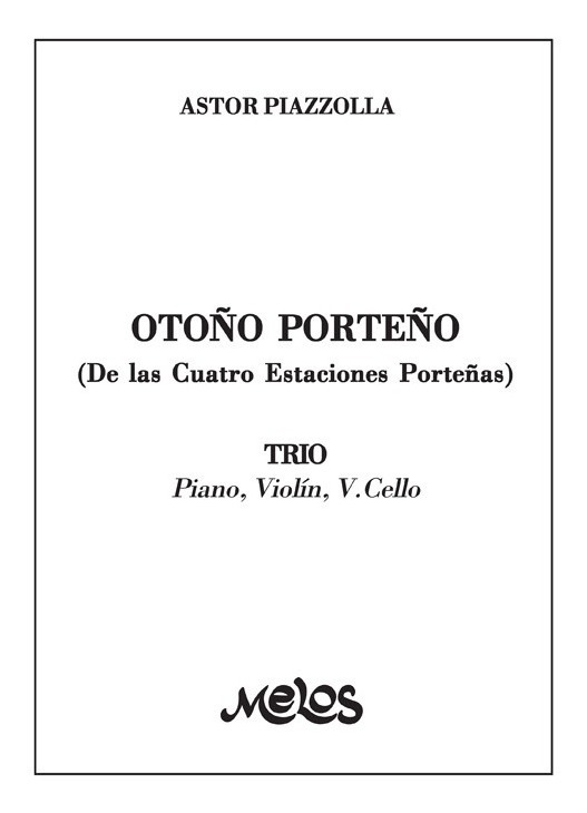 Otoño Porteño (trío)