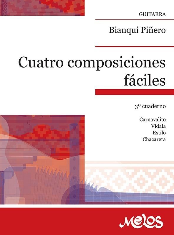 4 Composiciones Fáciles – Cuaderno 3º