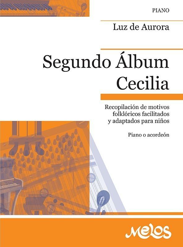 Segundo Álbum Cecilia