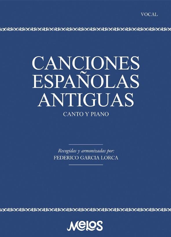 Canciones Españolas Antiguas
