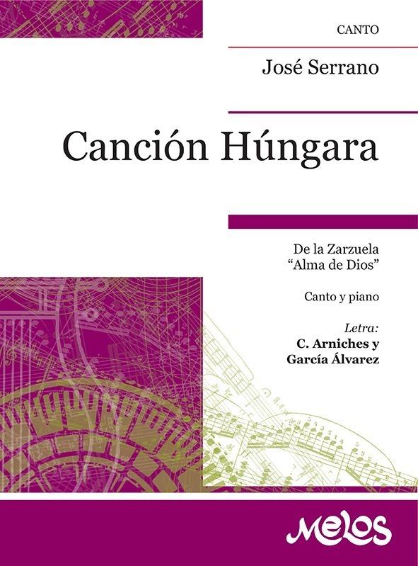 Canción Hungara (de Alma De Dios )