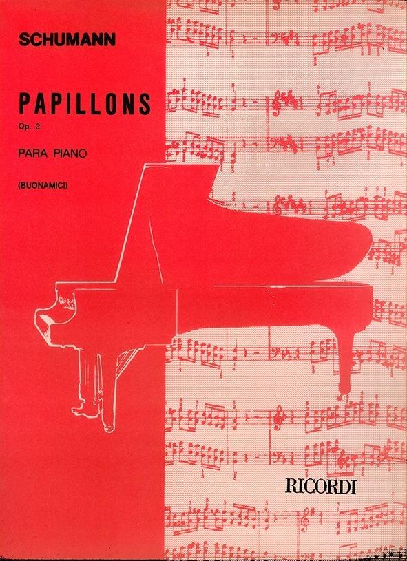 Papillons, Op. 2