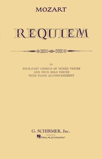 Requiem – Satb