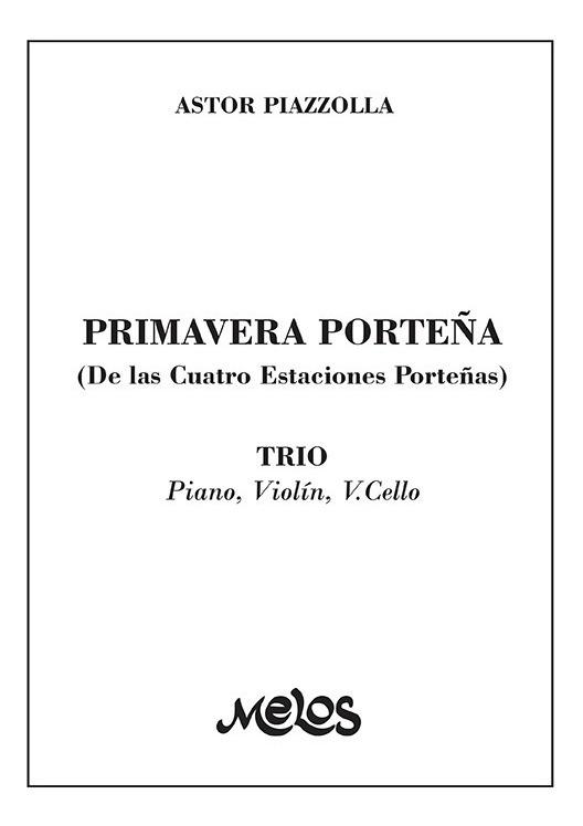 Primavera Porteña (trío)