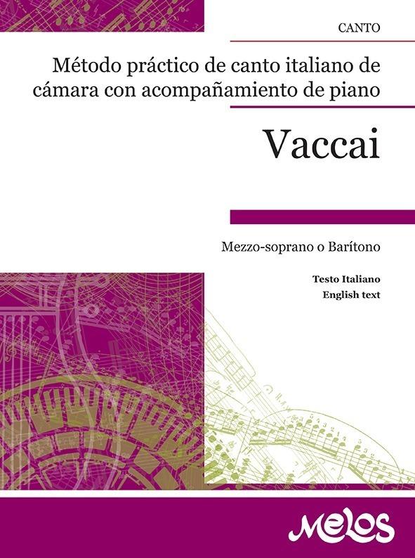 Método Práctico De Canto Italiano