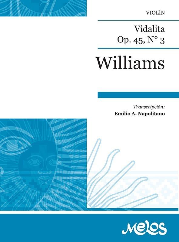 Vidalita, Op. 45 Nº 3