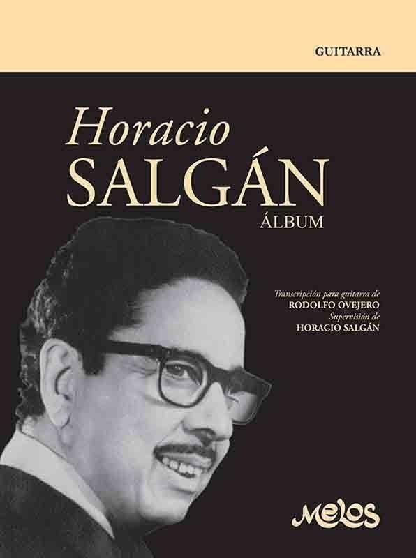 Horacio SaLGán, Álbum