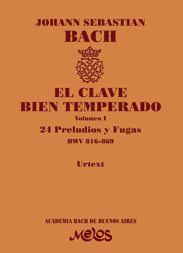 El Clave Bien Temperado – Vol. 1º