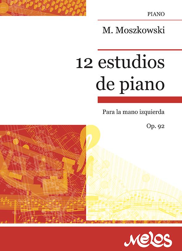 12 Estudios Para La Mano Izquierda, Op. 92