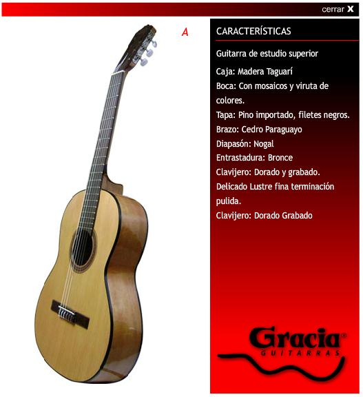 Guitarra – GRAA – Gracia