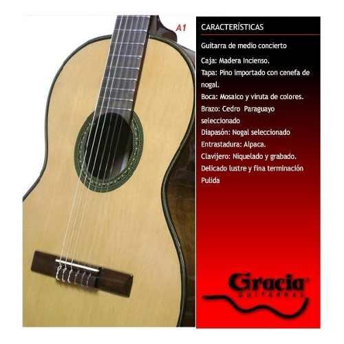 Guitarra – GRAA1 – Gracia
